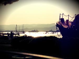 St Tropez coast