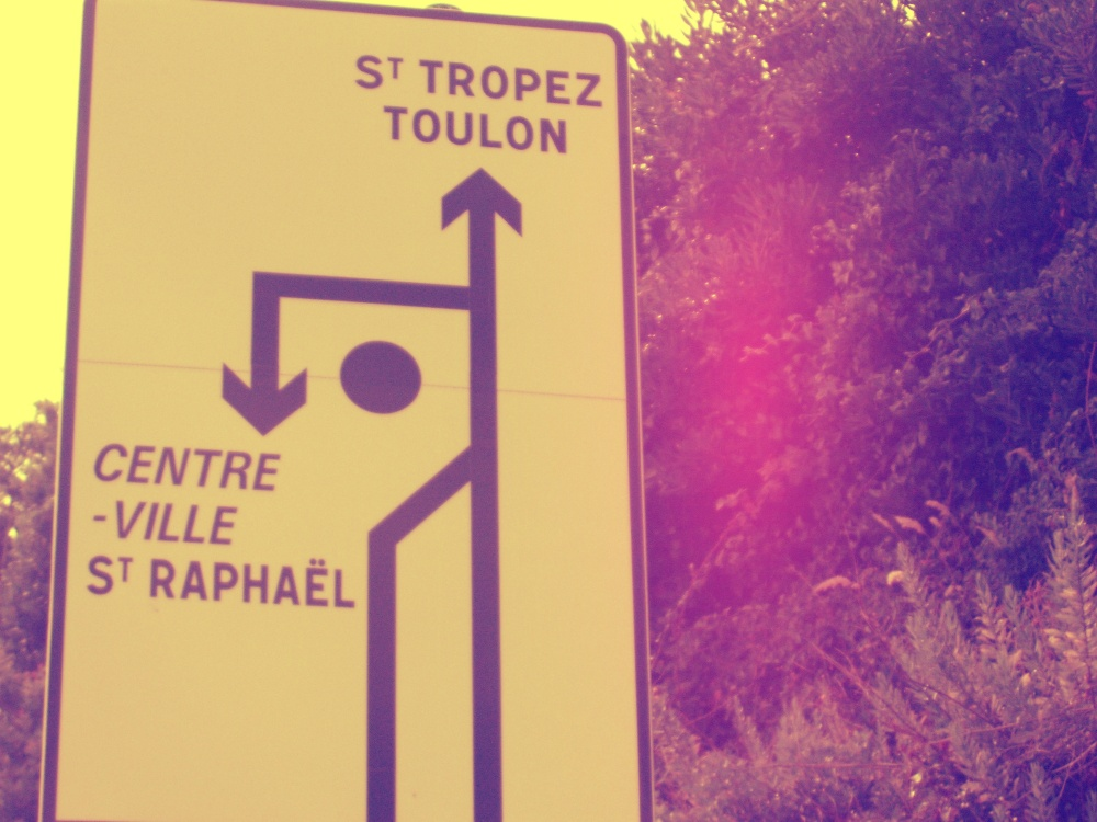 Our brief trip to St Tropez (1/3)
