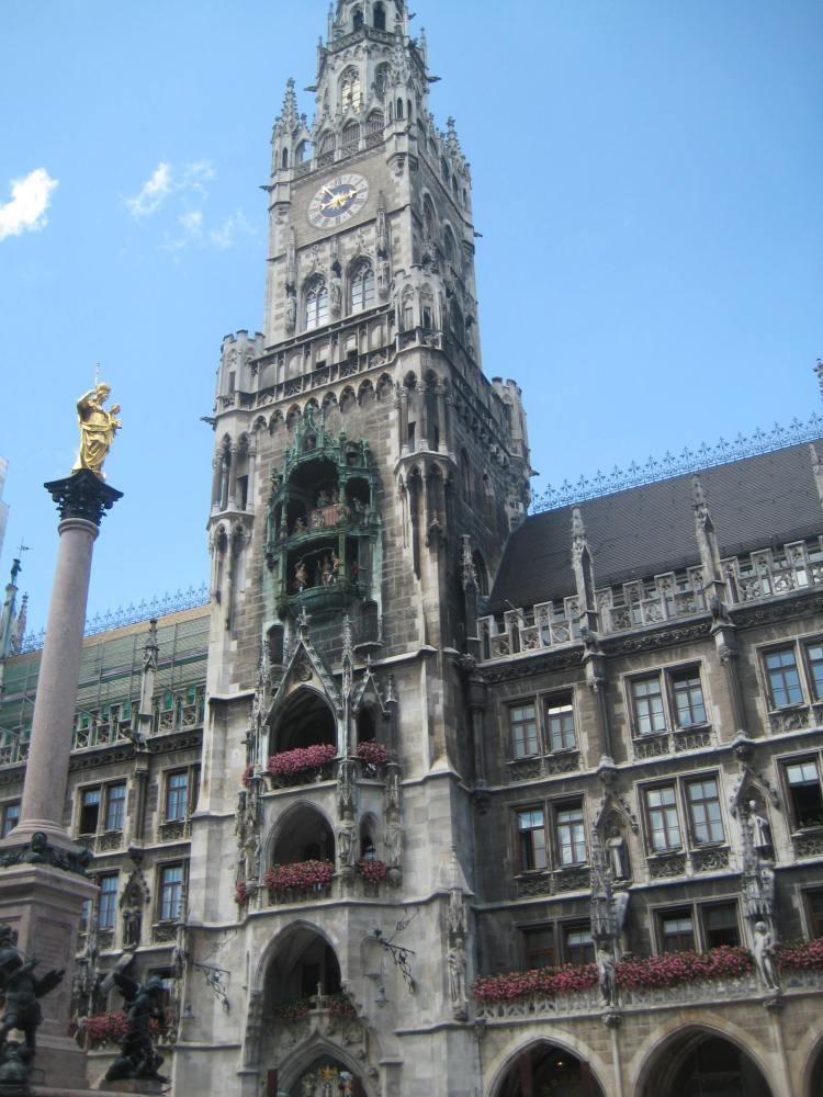 Sandeman's New Europe Munich free tour (1/3)