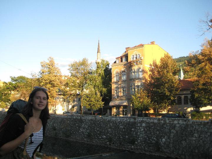 Getting lost in Sarajevo (2/5)