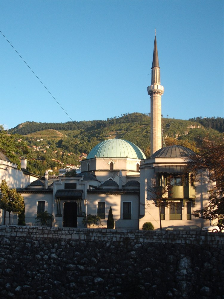 Getting lost in Sarajevo (1/5)