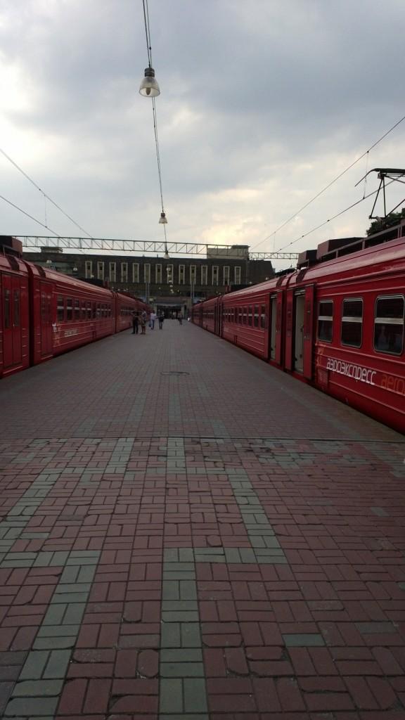 Paveletsky station