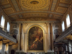 Chapel at the Old Royal Naval College