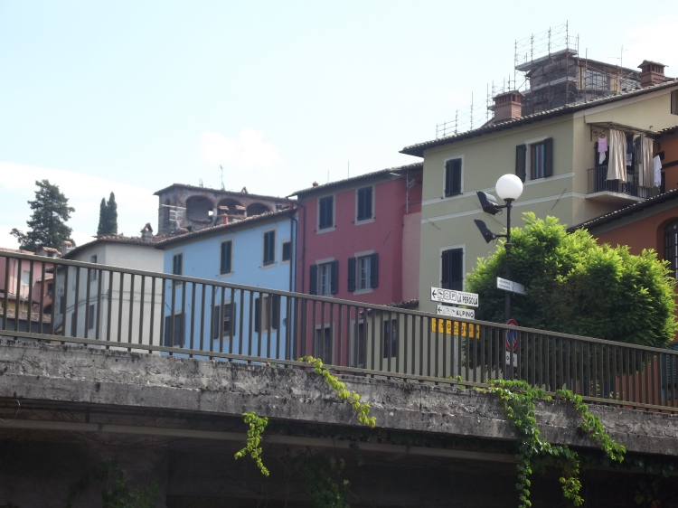 Colourful Barga