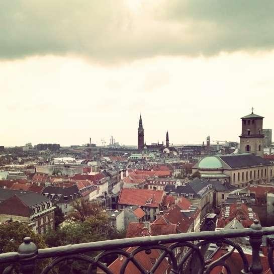Impeccable views of Copenhagen