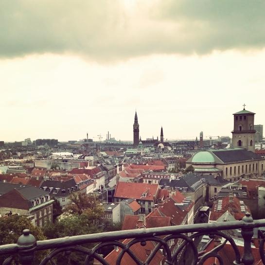 Impeccable views of Copenhagen