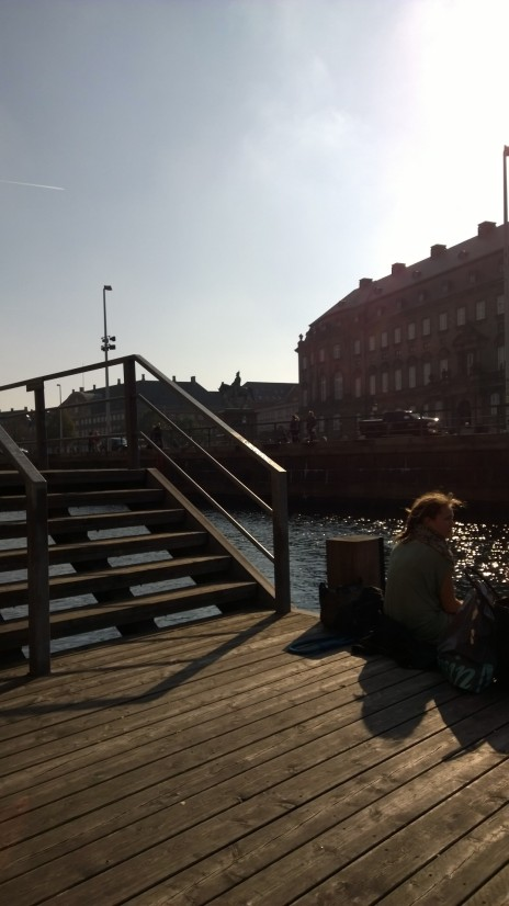 #canalchilling Got to be my favourite activity in Copenhagen